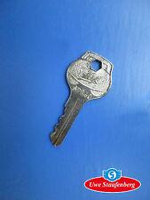 Zweitschlüssel Ersatzschlüssel HUF SY nach Nummer für Goggomobil Goggo Glas