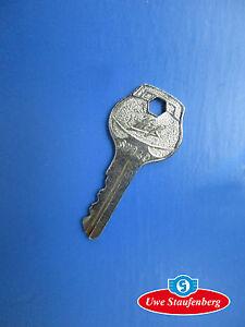 Zweitschlüssel Ersatzschlüssel HUF SY  Nummer für Goggomobil Goggo Glas Vespa