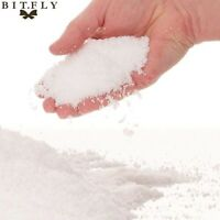 10 Little Bags Fake Magic Instant Snow Fluffy Bsorbant Christmas Wedding