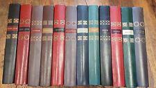 """Lot de 12 livres collection """"Génies et Réalités"""" (Balzac, Wagner, Chopin...)"""