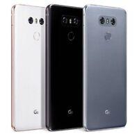 "LG G6 (Latest 5.7"") H872 32GB 13MP 4G T-Mobile Smartphone Good Black Platinum"