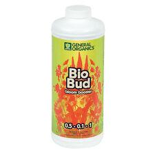 General Organics Bio Bud Quart 32 oz Bloom Booster