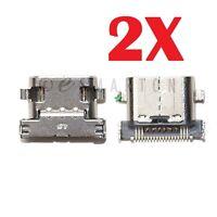 2X LG V20 H910 H915 H918 H990 VS995 Dock Connector USB Charger Charging Port USA