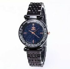 Designer Style Ladies Womens watches Crystal Bling wrist Watch New Fashion