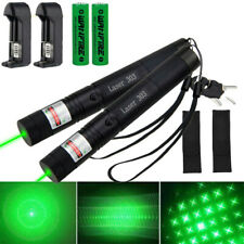 2X Hammer Laserpointer Version Reichweite Taschenlampe bis 300 Km ULTRA STARK DE