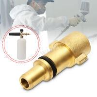 "1/4"" F Foam Lance Adaptor Pressure Washer Connector For Kew Alto Nilfisk"