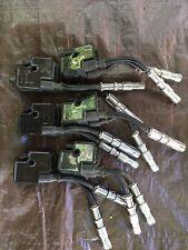 Mercedes W208 CLK320 E320 C320 ML350 Ignition Coil Pack Set Of 6 OEM 0001587303