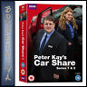 PETER KAYS CAR SHARE - COMPLETE SERIES 1 & 2   *BRAND NEW DVD BOXSET*