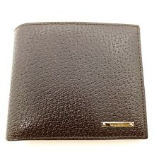 Autentic Gucci Men's Brown Wallet.
