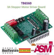 TB6560 3A Drives CNC Stepper Motor Single Axis 10 Files Controller TB6560AHQ