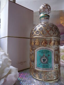 Colossal Guerlain Imperiale 24ct Sealed Golden Bee EDC 1000ml New Vintage 1980s