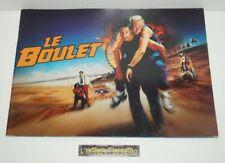 ++ dossier de presse du film LE BOULET ++