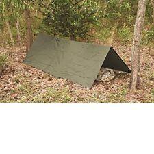 Snugpak Stasha Basha Shelter Camping Military Survival 1.6x2.4m Olive Green