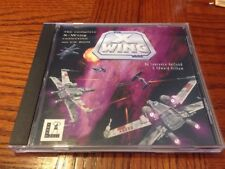 Star Wars X Wing Wars Collector's CD-ROM PC Game, 1994 - Good Condition