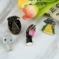1x Enamel Creative Design All match Brooch Individuality Coat Bag Pin Brooche@@