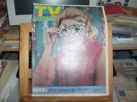 TV Frozen und Lieder Bj XIV° N.1 der 3/1/1965