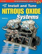How to Install and Tune Nitrous Oxide Systems by Bob McClurg (2012, Paperback)