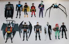 HUGE Vintage Kenner Hasbro Batman Animated figure lot BTAS TNBA JLA JLU set #4
