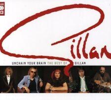 GILLAN - UNCHAIN YOU BRAIN: THE BEST OF 2 CD NEW