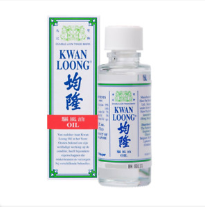 NEW 57ml Kwan Loong Medicated Oil Fast Pain Relief Athritis Muscle Rub First Aid