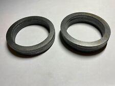 BMW 02 E21 E30 E36 Spacer Ring Set ORIGINAL 33129065181