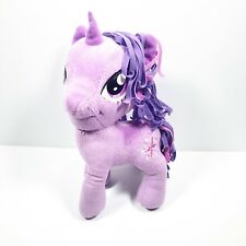 "My Little Pony Purple Twilight Sparkle Unicorn Plush Stuffed Toy 12"""