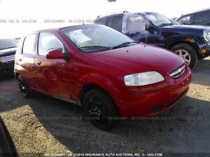 Rear View Mirror Hatchback Fits 04-11 AVEO 1629032