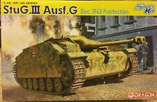 1/35 German StuG.III Ausf.G 12/1943 production -- Smart Kit Dragon #6581