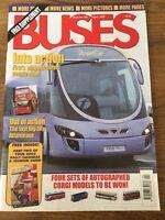 BUSES Magazine Ian Allan Issue 601 April 2005  Rally Calendar Inside