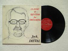 "LP 33T JACK DIEVAL ""Classic & rhythm for dreaming"" CONCERT HALL SJS 1343  §"