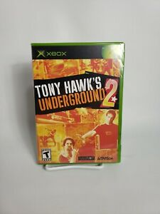 Tony Hawk's Underground 2 (Microsoft Xbox, 2004) Brand NEW! 1st Print SEALED!