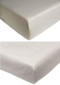 """6/""""x 6/' 6/"""" Long Lit Drap Housse Taie d/'oreiller-Bleu environ 0.61 m Nouveau 2 FT"""