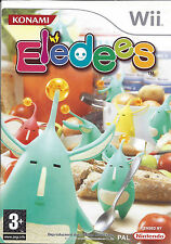 ELEDEES for Nintendo Wii - with box & manual - PAL