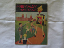 BRYANT & MAY AUSTRALIA MATCHES MATCH BOX TOY BOOK FOR CHILDREN c1930 RARE