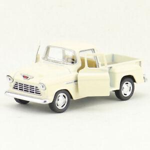 1:32 1955 Chevrolet Stepside Pickup Truck Model Diecast Gift Toy Vehicle Kids