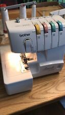BROTHER 1034D OVERLOCKER MACHINE VGC WITH PEDAL SEWING