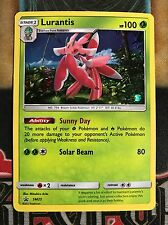 Pokemon Lurantis SM25Black Star Promo Holo Rare NM