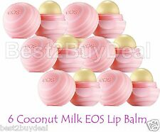 50X EOS SMOOTH SPHERE LIP BALM COCONUT MILK, New, SEALED 50 packs