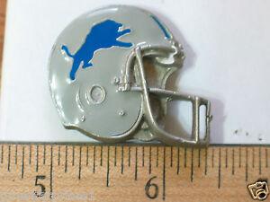 Detroit Lions Football Helmet Lapel Pin, 3-D Pin, Vintage , (Ex-Lrg)(**)