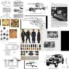 GERMANIA WWII RACCOLTA 2 MANUALI MILITARI STORICI IN PDF scavo fascio inerti
