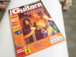 GUITARE  magazine 226 ..SOULFLY/CLEARCUT ..