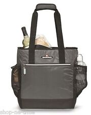 Igloo MaxCold™ Insulated Leak Resistant 24 Can Gray Cooler Tote Bag - New