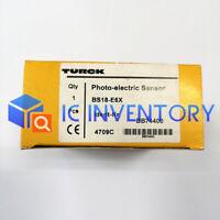 1PCS New TURCK Photo-electric Sensor BS18-E6X Proximity Switch