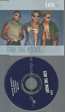 CD--IMX--STAY THE NIGHT