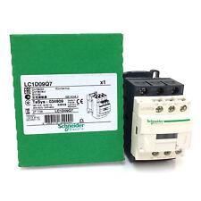 Contactor LC1D09Q7 034909 Schneider 380VAC 4kW LC1D09-Q7