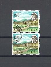 "BIOT 1968 SG 14/14A ""No Stop After I"" USED Cat £146.50 . CERT ."