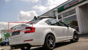 SKODA OCTAVIA III 3 MK3 5E HB VRS LOOK REAR BOOT SPOILER NEW