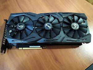 ASUS Nvidia GeForce RTX 2060 6GB GPU VRAM Graphics Card PC Gaming