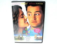 Fools Rush In DVD Movie Original Release