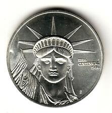 USA  1 onza plata pura 1986 Centenario de la Estatua de la Libertad